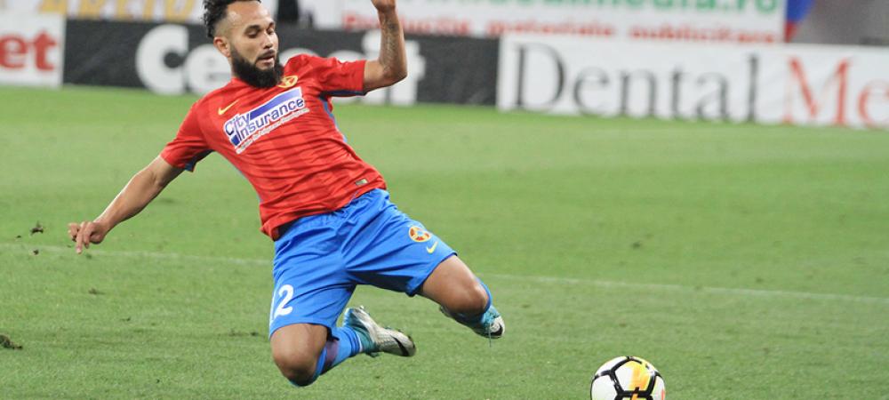 FCSB - HAJDUK 2-1 | Cum sarbatoresc stelistii calificarea in play-off! Ce spune omul pe care Becali il considera vinovat pentru golurile primite de FCSB
