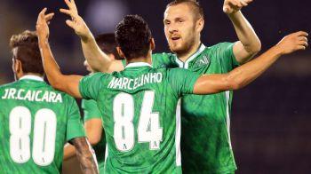 Keseru si Moti o califica pe Ludogorets! VIDEO cu golurile si cu cine joaca Ludogorets in playoff