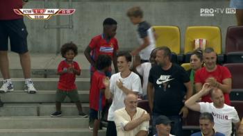 """VIDEO: Super dansul """"bizoneilor"""", la golul lui Gnohere! Cea mai frumoasa imagine a serii pe National Arena"""