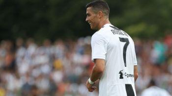 """Cand va debuta Ronaldo in tricoul lui Juve! """"Cristiano nu este un fotbalist obisnuit"""" Allegri a facut anuntul"""