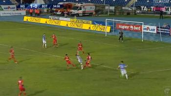 Iasi 2-1 Botosani! Cristea a marcat doua goluri SUPERBE pentru Poli! Flores era sa RUPA bara