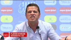 Stoican a INNEBUNIT dupa ce s-a trezit la echipa cu jucatori pe care nu-i stia! Conferinta de presa UNICA. VIDEO
