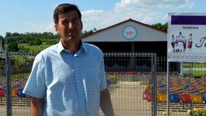 Un sat din Vaslui e ca-n Germania. Ce a facut primarul e unic in Romania! Foto