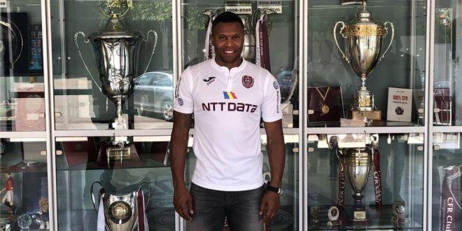 CFR Cluj a anuntat oficial venirea lui Julio Baptista! Decizia luata de campioana: de ce au grabit transferul