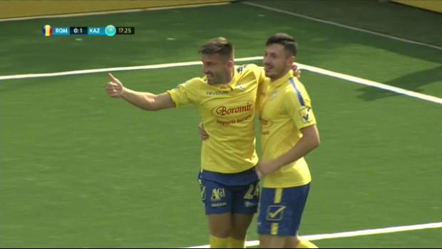 Reusita FANTASTICA in semifinalele Campionatului European de Minifotbal! SUFERINTA in finala: Romania 0-3 Cehia! AICI LIVE