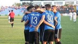 VIITORUL 2-0 GAZ METAN  Reusitele lui Dragus si Ciobanu aduc victoria echipei lui Hagi!