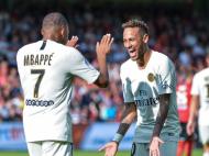 Asta e ARTA, nu fotbal! Mbappe si Neymar, distractie TOTALA in ultimul meci! Cum au marcat