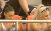 VIDEO DEPRIMANT | Cati spectatori au mers sa vada FCSB - Sepsi. Imagini incredibile de pe Arena Nationala