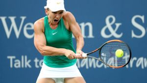 "HALEP - SABALENKA   Simona a exasperat-o pe adversara din semifinala: ""Ma intrebam cum face fata la TOT!"""