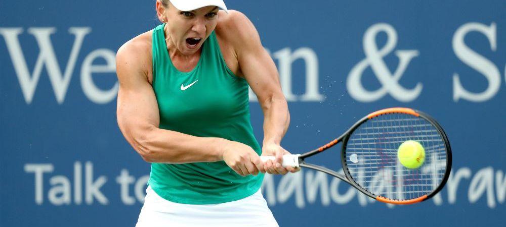"HALEP - SABALENKA | Simona a exasperat-o pe adversara din semifinala: ""Ma intrebam cum face fata la TOT!"""