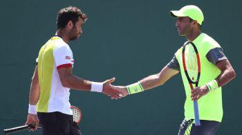 Infrangere dramatica in semifinale la Cincinnati pentru Horia Tecau si Roger! Fratele lui Andy Murray a avut castig de cauza