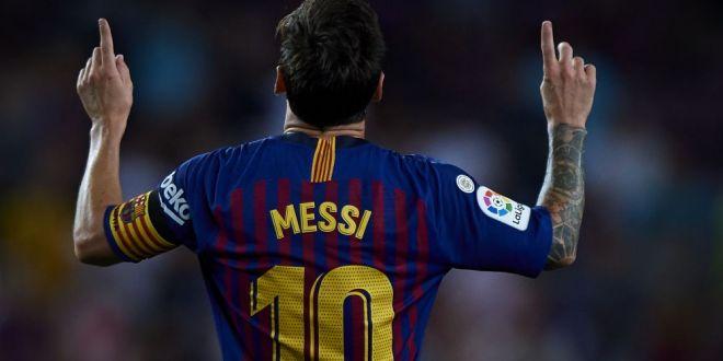 Messi e un GENIU! Inca poate sa surprinda pe toata lumea!  Reactia lui Ernesto Valverde dupa prestatia fantastica a lui Leo