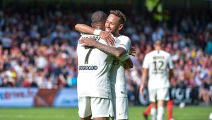 """Mbappe s-a dus tinta la microfon dupa meciul FANTASTIC facut de PSG! Declaratia surprinzatoare facuta despre Neymar: """"A muncit din greu pentru asta"""""""