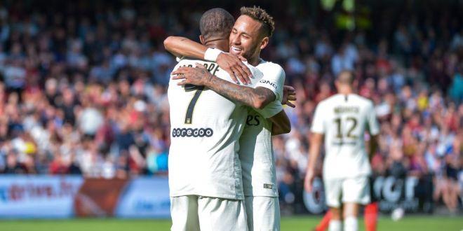 Mbappe s-a dus tinta la microfon dupa meciul FANTASTIC facut de PSG! Declaratia surprinzatoare facuta despre Neymar:  A muncit din greu pentru asta