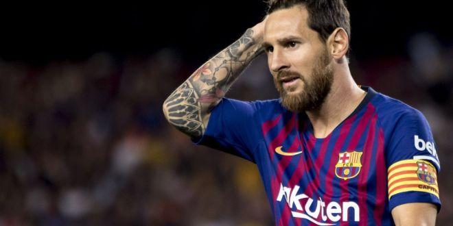 LEGENDA CONTINUA!  Messi scrie din nou istorie pentru Barcelona! Este incredibil cat la suta din golurile din istoria clubului au fost marcate de Messi