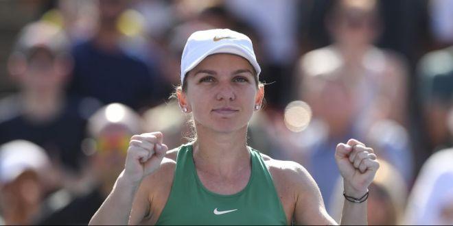 HALEP NEW HEAVEN   S-a retras! Una dintre adversarele Simonei a spus pas competitiei Connecticut Open