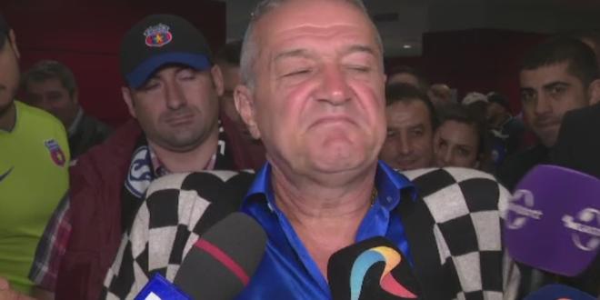 Becali RADE de transferul GALACTIC al lui CFR Cluj:  Cand o sa puna piciorul pe minge iti vine sa razi!