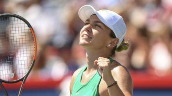 HALEP - BERTENS, FINALA | Simona poate dobori doua recorduri cu victorie la Cincinnati! Ar fi o performanta uluitoare a romancei