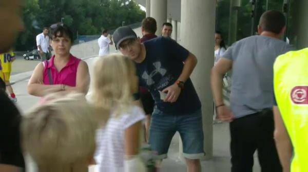 Adevaratul patron de la FCSB vine cu BILET la meciuri! :) Cum a aparut Vasile Geambazi la National Arena