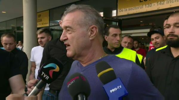 """""""Azi l-am transferat pe cel mai bun din Romania! Dica e GENIAL!"""" Anuntul lui Becali dupa 2-0 cu Sepsi: """"Norocul lor cu golurile, ca ii aveam pregatiti pe toti!"""""""
