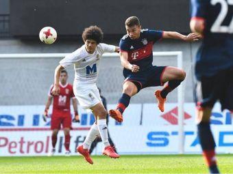 Hagi a luat la Viitorul un atacant care a imbracat tricoul lui Bayern! Este fiul unei mari sportive a Romaniei