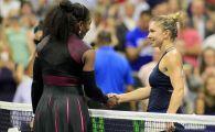 """Simona Halep, despre singura jucatoare care a intimidat-o pe terenul de tenis: """"Serena. Este uriasa!"""""""