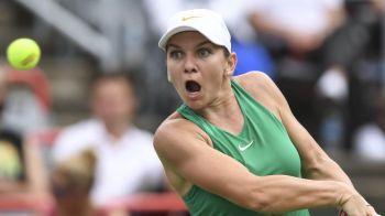 Punctul slab al Simonei Halep! WTA a publicat statistica in care romanca nu exceleaza | E abia pe locul 32
