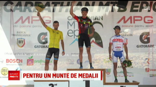 STAPANII MUNTILOR! Ce s-a intamplat in finalul Carpathian MTB Epic