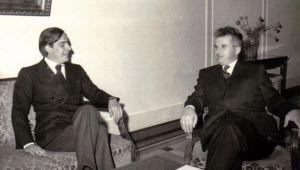 Jurnalist italian despre Ceausescu: era un vampir, sotia era o femeie haina