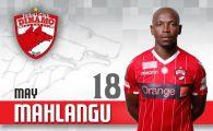 May Mahlangu a plecat de la Dinamo, pentru 500.000 de euro! Unde va juca