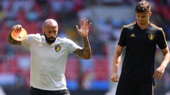 Henry isi incepe cariera de principal! Este aproape sa preia o echipa de traditie din Ligue 1