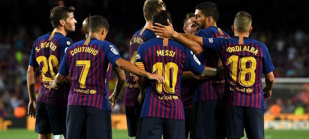 Barcelona pregateste o ultima lovitura! 50 de milioane de euro pentru un jucator de la PSG