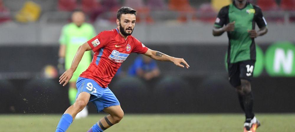 De ce a vrut Becali sa-l dea pe Qaka la Dinamo dupa doar 6 meciuri jucate de albanez in acest sezon. Ce se intampla cu mijlocasul adus de la Iasi
