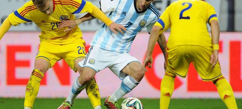 Ce ghinion! Rechemat de Contra la nationala, s-a accidentat inainte de meciurile din Nations League!
