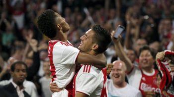 Ajax 3-1 Dinamo Kiev, Young Boys 1-1 Dinamo Zagreb, Vidi FC 1-2 AEK Atena | Doua eliminari in meciul din Ungaria! Rezultatele din play-off-ul Champions League
