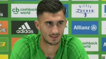 RAPID VIENA - FCSB, JOI 21.30 LA PRO TV | Andrei Ivan, bagat in sedinta de antrenor! A vrut sa afle tot despre FCSB