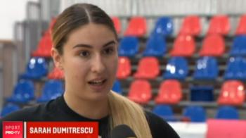 Anamaria Prodan nu se gandeste doar la fotbal! Fiica ei joaca baschet si vrea in nationala Statelor Unite