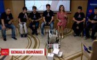 """O sa ne ia cateva zile sa ne dam seama ce am realizat!"" 6 elevi romani geniali au devenit campioni mondiali la robotica"