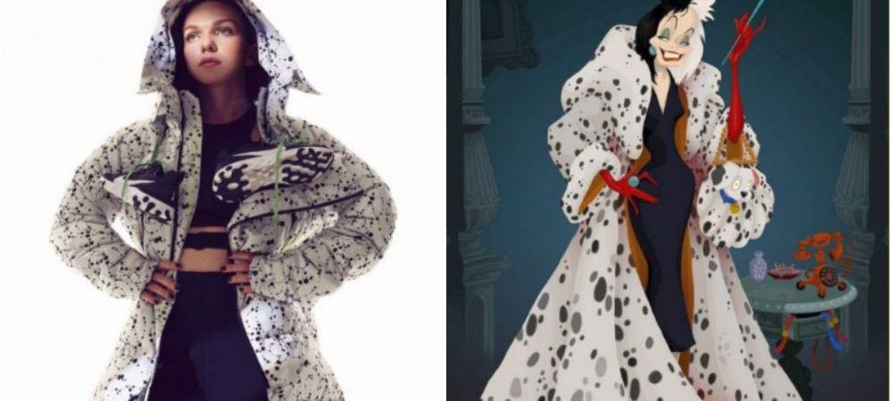 "SIMONA HALEP, US OPEN | Sedinta FOTO inedita a Simonei in America: ""Zici ca este Cruella"" :) Cum s-a imbracat"
