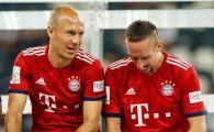 Bayern pregateste doua mutari COLOSALE! Pe cine vor sa aduca pentru a-i inlocui pe Ribery si Robben: 200 de milioane pentru 2 staruri uriase