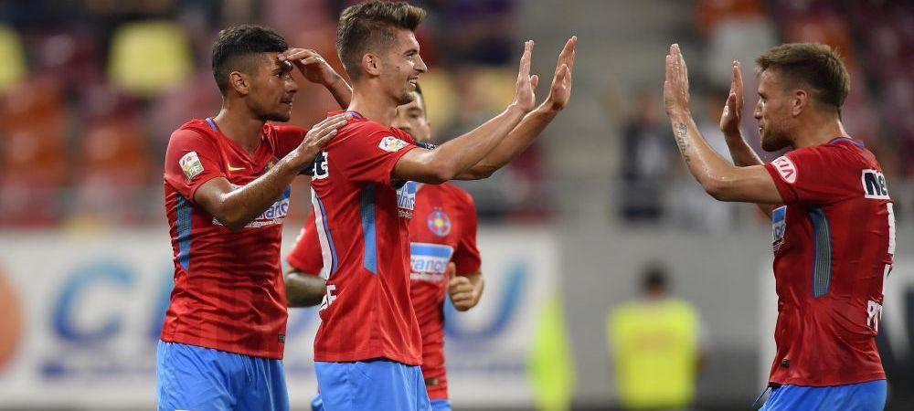 RAPID VIENA - FCSB | Visul grupelor Europa League! FCSB scapa de Milan si Marseille, dar poate avea o grupa infernala! In ce urna se va afla, daca reuseste calificarea