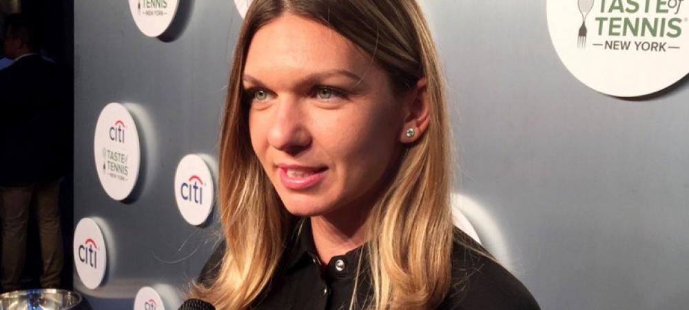 SIMONA HALEP, US OPEN | Ce a facut Simona dupa ce si-a aflat adversara la ultimul Grand Slam al anului! Zeci de mii de fani au reactionat