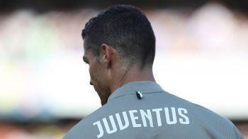 "JUVENTUS - LAZIO, sambata 19.00 | Cristiano Ronaldo, gata de debutul in fata fanilor lui Juventus! Avertismentul lui Allegri: ""Va sta si pe banca!"""