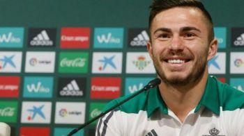 OFICIAL | Alin Tosca s-a transferat de la Betis! Unde va juca fostul stelist in acest sezon