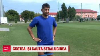 Fotbalul l-a albit pe Costea! Cum arata acum fostul golgheter al Ligii I, care va juca la Craiova lui Mititelu: VIDEO