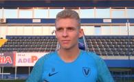 Dinamo pierde tot! Capitanul nationalei U19 si-a reziliat contractul cu Dinamo si a semnat cu Viitorul