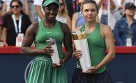 SIMONA HALEP, US OPEN | Declaratia senzationala care arata cat de respectata este Simona Halep in circuitul WTA! Ce a spus Sloane Stephens inainte de turul 1