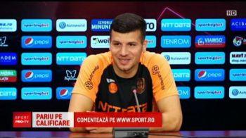 """""""Am dat trei cu Dinamo, nu e problema sa le dam patru astora"""". Tucudean crede in calificarea in grupele UEL dupa rusinea CFR-ului din Luxemburg"""