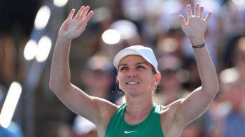US OPEN   Simona Halep, singura jucatoare calificata deja la Turneul Campioanelor. Ce sanse are Mihaela Buzarnescu