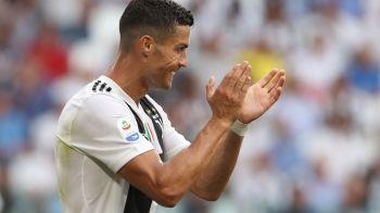 De asta e cel mai bun! Imagine fabuloasa: ce a facut Ronaldo in ziua sa libera, dupa victoria de aseara cu Lazio
